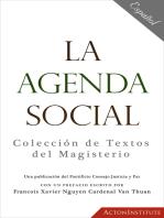La Agenda Social: Colección de Textos del Magisterio