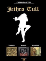Jethro Tull - Stand Up, Benefit, Aqualung