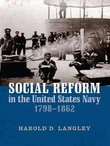 Social Reform in the United States Navy, 1798-1862