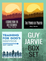 Guy Jarvie Box Set