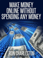 Make Money Online Without Spending Any Money