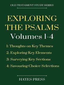 The Psalms: Volumes 1-4 Boxset