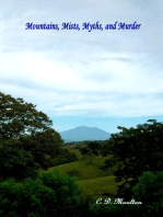 Mountains, Mists, Myths and Murder