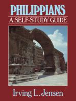 Philippians- Jensen Bible Self Study Guide