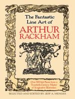 The Fantastic Line Art of Arthur Rackham
