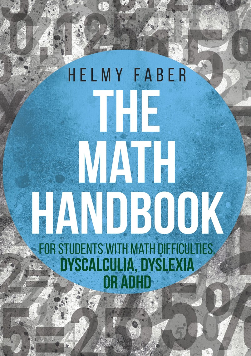Trauma And Adhd May Lead Women To Self Harm Futurity >> The Math Handbook For Students With Math Difficulties Dyscalculia Dyslexia Or Adhd By Helmy Faber Read Online
