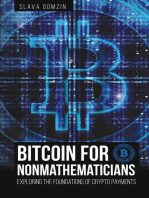 Bitcoin for Nonmathematicians:
