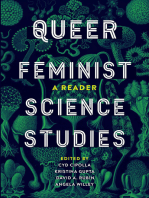 Queer Feminist Science Studies