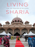 Living Sharia: Law and Practice in Malaysia