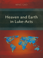 Heaven and Earth in Luke-Acts