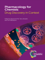 Pharmacology for Chemists