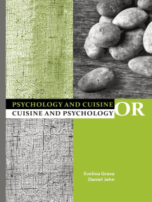 PSYCHOLOGY AND CUISINE or CUISINE AND PSYCHOLOGY