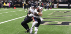 Bears Tight End Zach Miller Dislocates Left Knee on Controversial Play vs. Saints