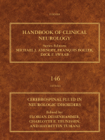 Cerebrospinal Fluid in Neurologic Disorders