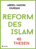 Reform des Islam