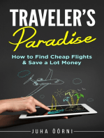 Traveler's Paradise - Cheap Flights