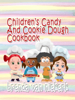 Children's Candy And Cookie Dough Cookbook
