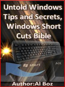 Windows Shorts Cuts Bible