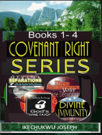 Covenant Right Series (Books 1 - 4)