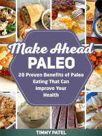 Make Ahead Paleo
