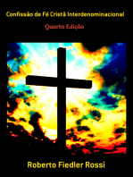 Confissão de Fé Cristã Interdenominacional
