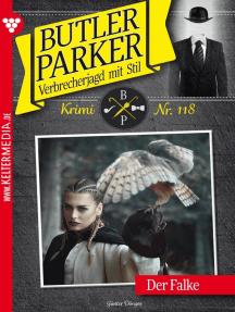 Butler Parker 118 – Kriminalroman: Der Falke