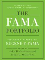 The Fama Portfolio