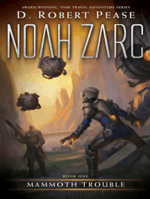 Noah Zarc: Mammoth Trouble: Noah Zarc, #1
