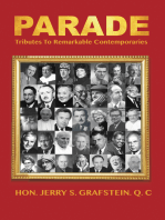 Parade:  A Tribute to Remarkable Contemporaries