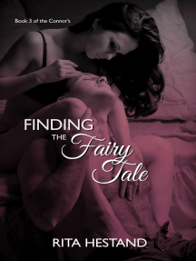 Finding the Fairy Tale (Book 3 of the Connor's)