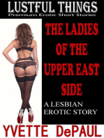 The Ladies of the Upper East Side:A Lesbian Erotic Story