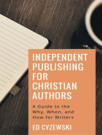 Independent Publishing for Christian Authors