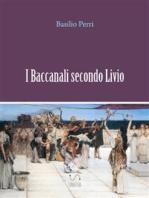 I baccanali secondo Livio