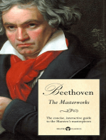 Delphi Masterworks of Ludwig van Beethoven (Illustrated)