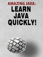 Amazing Java
