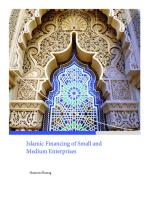 Islamic Financing of Small and Medium Enterprises
