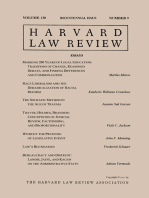 Harvard Law Review: Volume 130, Number 9 - Bicentennial Issue 2017