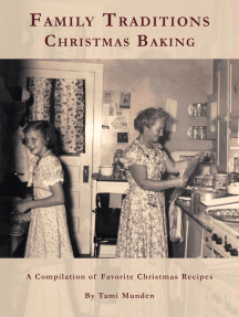 Family Traditions Christmas Baking