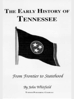 The Early History of Tennessee