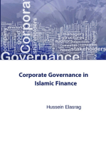 Corporate Governance in Islamic Finance