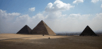 An Unknown 'Void' Found in the Great Pyramid Using Cosmic Rays