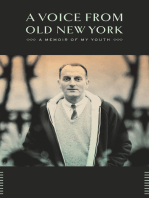 A Voice from Old New York