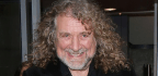 Robert Plant's New 'Carry Fire' Keeps His Focus Fully Forward