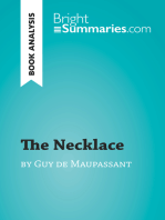 The Necklace by Guy de Maupassant (Book Analysis)