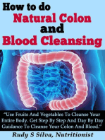 How To Do Natural Colon Cleansing