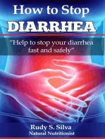 How to Stop Diarrhea