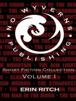 No Wyverns Publishing Short Fiction Collection Volume 1