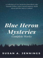 Blue Heron Mysteries - Complete Works