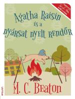 Agatha Raisin és a nyársat nyelt rendőr
