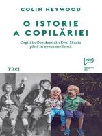 O istorie a copilăriei